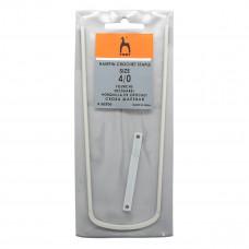 Вилка для вязания № 4/ 55м, алюм. PONY